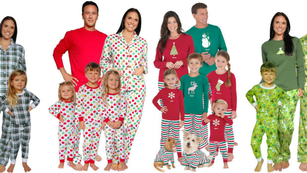 Pics Photos - Family Christmas Pajamas It S A Christmas Pajama Party
