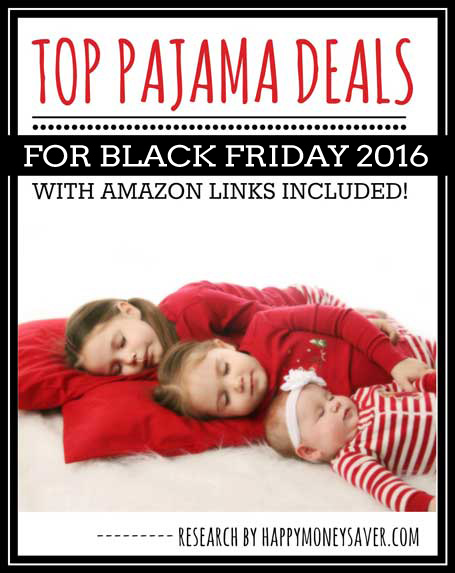 Round up of ALL the Pajama deals happening on Black Friday 2016 plus ...