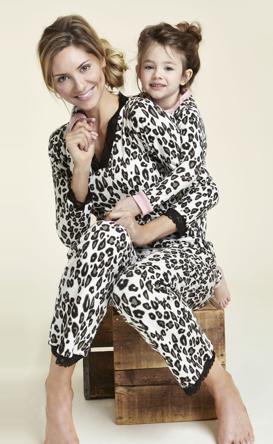 Mother Daughter Matching Pajamas: Adorable and Comfy