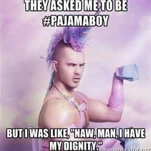 pajamaboy�they make it too easy! | Fellowship of the Minds