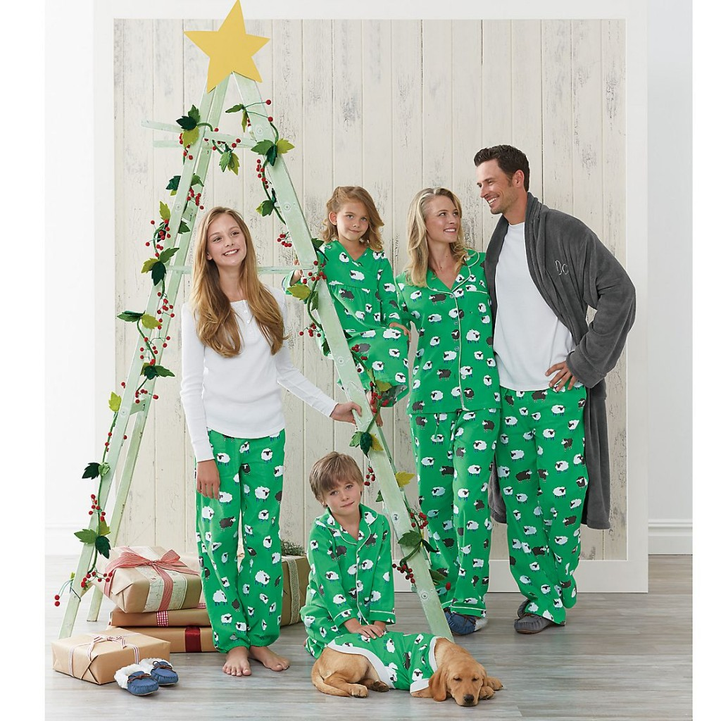 Celebrate National Family Pajama Night with the Company Store Giveaway ...