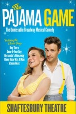 ... Pajama Game Tickets | London Theatre Tickets|London Tickets For West