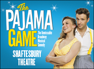 The Pajama Game Tickets | Musicals Show Times & Details | Ticketmaster ...