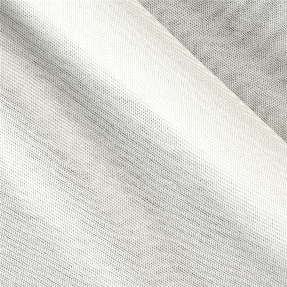 ... Cotton Jersey Knit Off-White - Discount Designer Fabric - Fabric.com