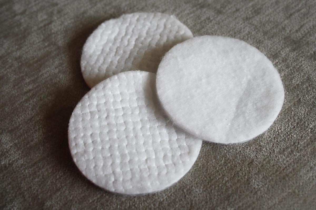 Bel Cosmetic Cotton Pads - A Makeup Diary
