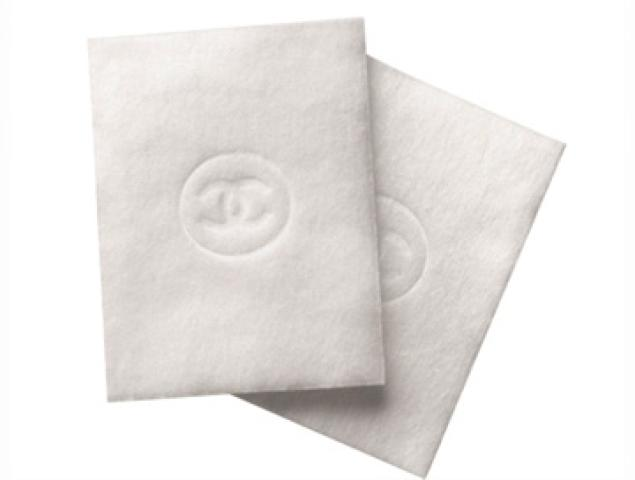 Chanel sells $20 pack of cotton makeup remover pads; French luxury ...